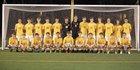 St. Paul's Wolves Boys Varsity Soccer Winter 18-19 team photo.