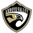 Arroyo Valley Hawks Boys Varsity Soccer Winter 18-19 team photo.