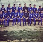 Moreno Valley Vikings Boys Varsity Soccer Winter 18-19 team photo.