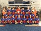 Bullard Panthers Boys Varsity Soccer Winter 18-19 team photo.