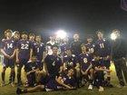 St. Martinville Tigers Boys Varsity Soccer Winter 18-19 team photo.
