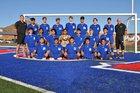 Arcadia Titans Boys Varsity Soccer Winter 18-19 team photo.
