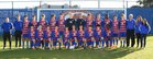 Gulfport Admirals Boys Varsity Soccer Winter 18-19 team photo.