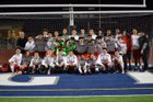 East Union Lancers Boys Varsity Soccer Winter 18-19 team photo.