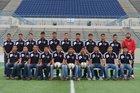 Waco Lions Boys Varsity Soccer Winter 16-17 team photo.