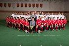 Coronado Mustangs Boys Varsity Soccer Winter 16-17 team photo.
