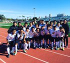 Nogales Nobles Boys Varsity Soccer Winter 16-17 team photo.