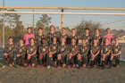 Seminole Seminoles Boys Varsity Soccer Winter 16-17 team photo.