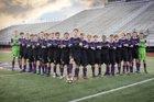 Port Neches-Groves Indians Boys Varsity Soccer Winter 16-17 team photo.