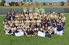 Legacy Lightning Girls Varsity Softball Fall 17-18 team photo.