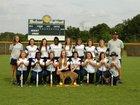 Early County Bobcats Girls Varsity Softball Fall 17-18 team photo.