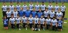 Bismarck Lions Boys Varsity Football Fall 17-18 team photo.