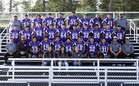 Mescalero Apache Chiefs Boys Varsity Football Fall 17-18 team photo.