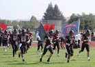 Ann Sobrato Bulldogs Boys Varsity Football Fall 17-18 team photo.