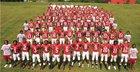 Gainesville Red Elephants Boys Varsity Football Fall 17-18 team photo.