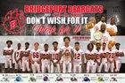 Bridgeport Bearcats Boys Varsity Football Fall 17-18 team photo.