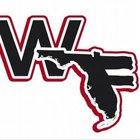 West Florida Jaguars Boys Varsity Football Fall 17-18 team photo.