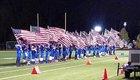 Coginchaug Regional/Hale Ray  Boys Varsity Football Fall 17-18 team photo.