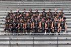 Cottonwood Colts Boys Varsity Football Fall 17-18 team photo.