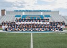 Cleveland Storm Boys Varsity Football Fall 17-18 team photo.