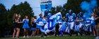 All Saints Central Cougars Boys Varsity Football Fall 17-18 team photo.