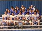 Wallace Wildcats Boys Varsity Football Fall 17-18 team photo.