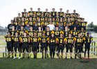 El Capitan Vaqueros Boys Varsity Football Fall 17-18 team photo.