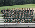 Ridge Red Devil Boys Varsity Football Fall 17-18 team photo.