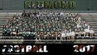 Redmond Mustangs Boys Varsity Football Fall 17-18 team photo.