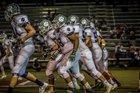 Denair Coyotes Boys Varsity Football Fall 17-18 team photo.