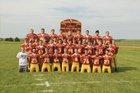 Mission Valley Vikings Boys Varsity Football Fall 17-18 team photo.