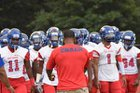 East Orange Campus Jaguars Boys Varsity Football Fall 17-18 team photo.