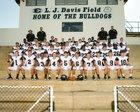 Enterprise Bulldogs Boys Varsity Football Fall 17-18 team photo.