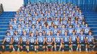 Brunswick Blue Devils Boys Varsity Football Fall 17-18 team photo.