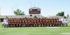 Moses Lake Chiefs Boys Varsity Football Fall 17-18 team photo.