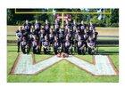 Wahkiakum Mules Boys Varsity Football Fall 17-18 team photo.