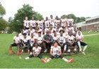 Friendship Academy Engineering & Tech  Boys Varsity Football Fall 17-18 team photo.