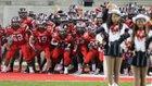 Westfield Mustangs Boys Varsity Football Fall 17-18 team photo.