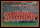 Centralia Tigers Boys Varsity Football Fall 17-18 team photo.