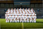 Kelso Hilanders Boys Varsity Football Fall 17-18 team photo.