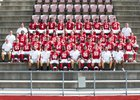 Tavares Bulldogs Boys Varsity Football Fall 17-18 team photo.