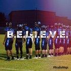Rice Bulldogs Boys Varsity Football Fall 17-18 team photo.