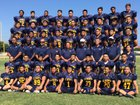 La Quinta Aztecs Boys Varsity Football Fall 17-18 team photo.