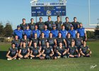 Ripon Christian Knights Boys Varsity Football Fall 17-18 team photo.