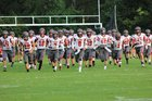 Fayette Academy Vikings Boys Varsity Football Fall 17-18 team photo.