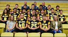 Quitman Bulldogs Boys Varsity Football Fall 17-18 team photo.