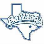 Yoakum Bulldogs Boys Varsity Football Fall 17-18 team photo.