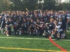 Rutherford Bulldogs Boys Varsity Football Fall 17-18 team photo.