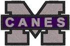 Monroe Area Hurricanes Boys Varsity Football Fall 17-18 team photo.