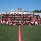 Searcy Lions Boys Varsity Football Fall 17-18 team photo.